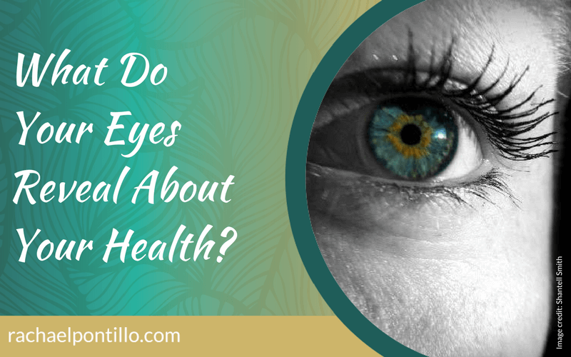 What do your eyes reveal about your health?