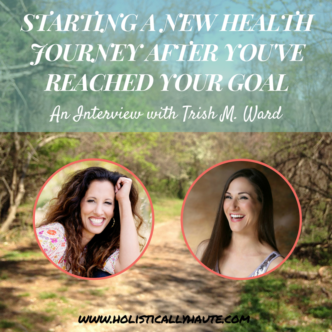 Interview with Trish Ward
