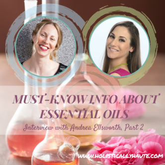 Must-Know Info About Essential Oils