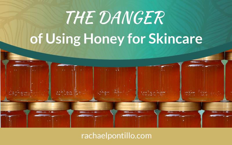 Danger of Using Honey for Skincare