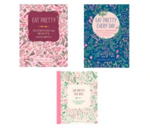 Eat Pretty book series by Jolene Hart