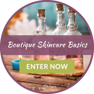 Sign up for my free Boutique Skincare Basics mini-course