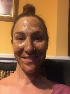 Rachael DIY Facial Mask