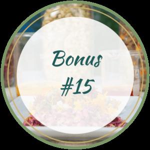 Bonus 15