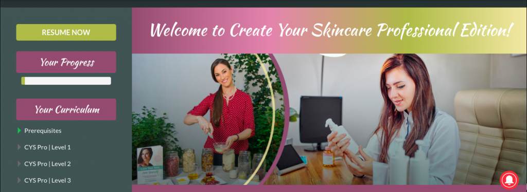 Create Your Skincare Professional Edition