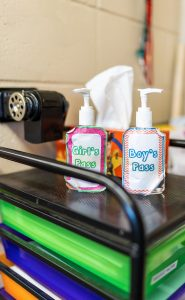 Many people are allergic to hand sanitizer.