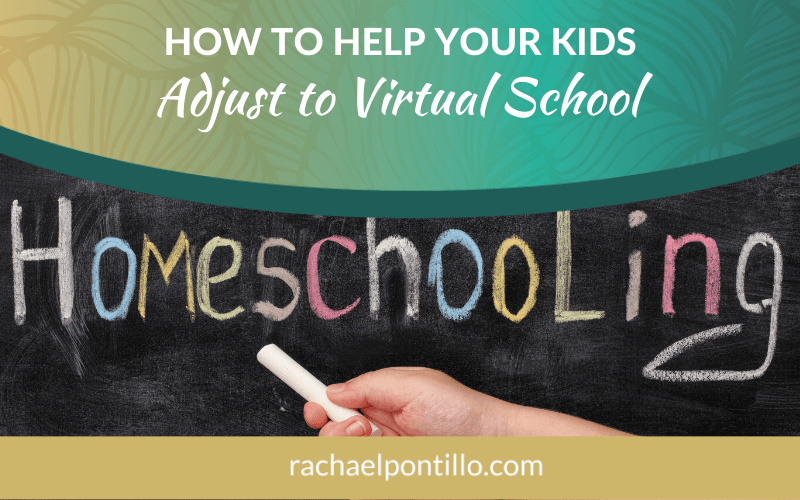 How to Help Your Kids Adjust to Virtual School