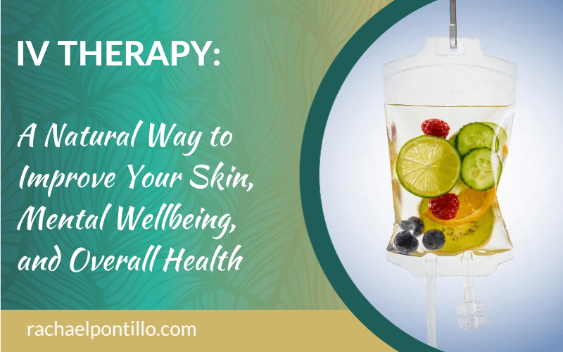 IV Therapy for Skin Health