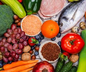 Foods found in the Mediterranean Diet
