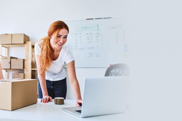 Create online content for your skincare business
