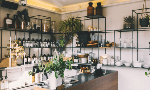 herbal skincare apothecary