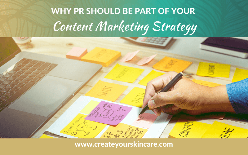 Why PR Should Be Part of Your Content Marketing Strategy